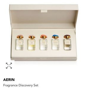 Aerin Other - AERIN fragrance discovery set